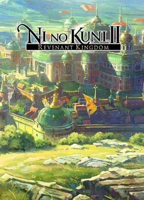 Вторая страна / Ni no Kuni (2019) смотреть онлайн
