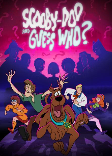 Картинка к мультфильму Скуби-Ду и угадай кто? (2020) 1,2,3 сезон