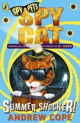 Шпионский кот / Spy Cat (2019)