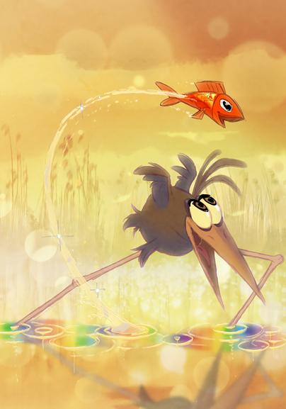 Картинка к мультфильму Птичья карма (2019)