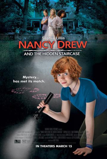 Картинка к мультфильму Нэнси Дрю и потайная лестница (2019)