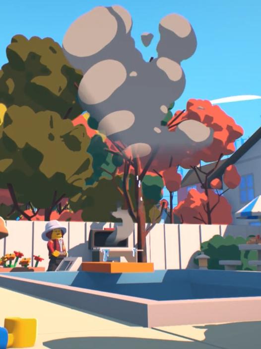 Картинка к мультфильму Лего Сити: Приключения (1,2 сезон/Никелодеон)