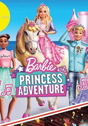 Барби: Приключение Принцессы