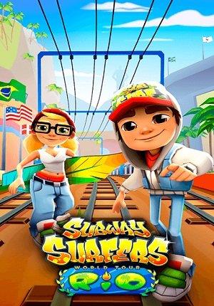 Картинка к мультфильму Сабвей Серферс / Subway Surfers 1-2 сезон
