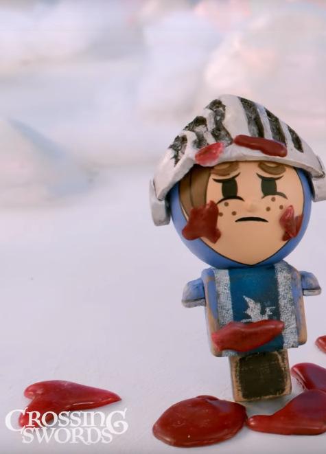 Картинка к мультфильму Скрещивание Мечей / Crossing Swords (2020/1 сезон)