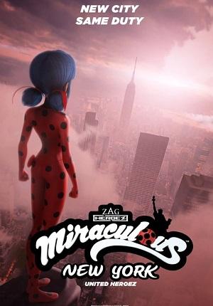 Картинка к мультфильму Леди Баг и Супер-Кот. Приключения в Нью-Йорке