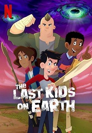 Картинка к мультфильму Последние дети на Земле 1,2,3 сезон Netflix
