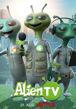 Инопланетное 1 сезон (Нетфликс)